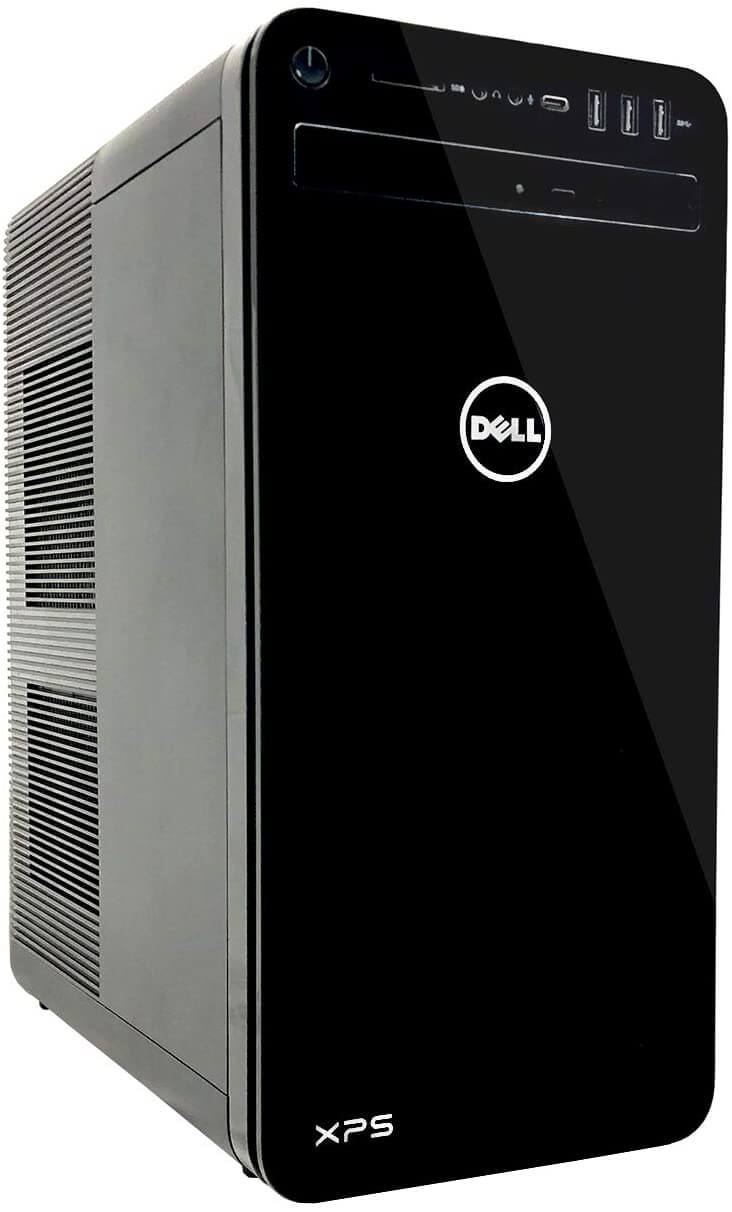 Best Trading Computers Dell XPS 8000 | Alphaex Capital