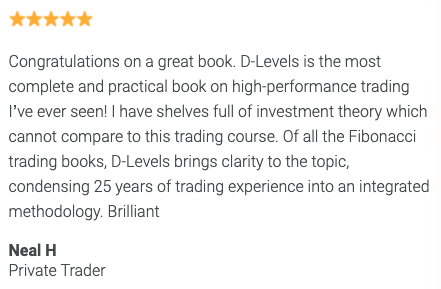 Trading With DiNapoli Levels Book Review 4