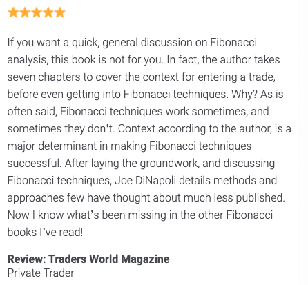 Trading With DiNapoli Levels Book Review
