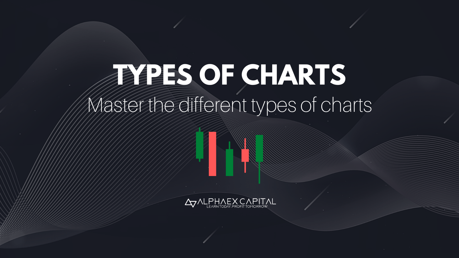 Types of Charts In Forex