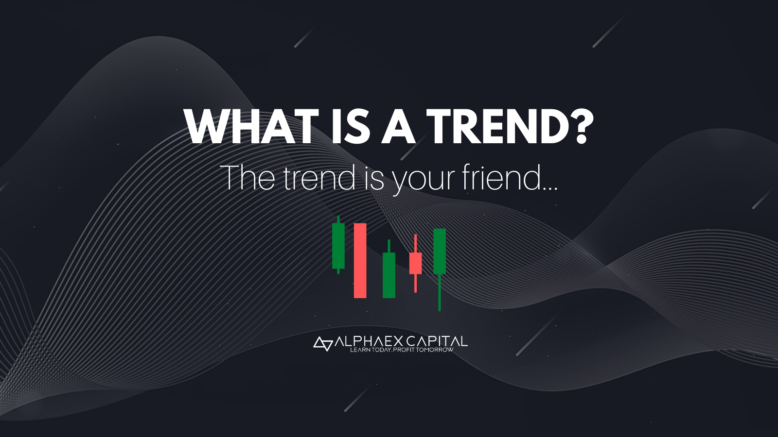 What is a trend in forex